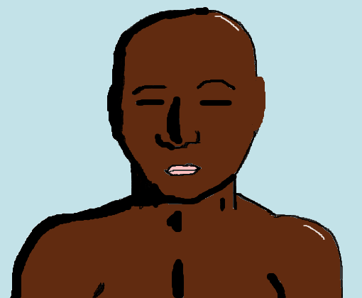 Negro Desenho De Rodineijr Gartic