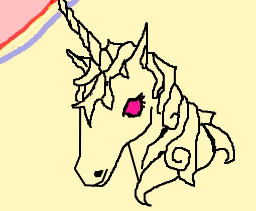 Unicornio e do mal