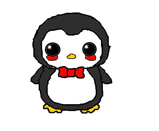 Pinguim Desenho De Ruviamartins Gartic