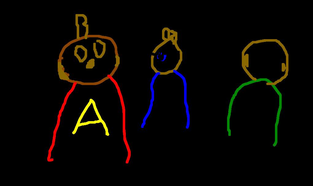 Alvin E Os Esquilos Desenho De Saintjd Gartic