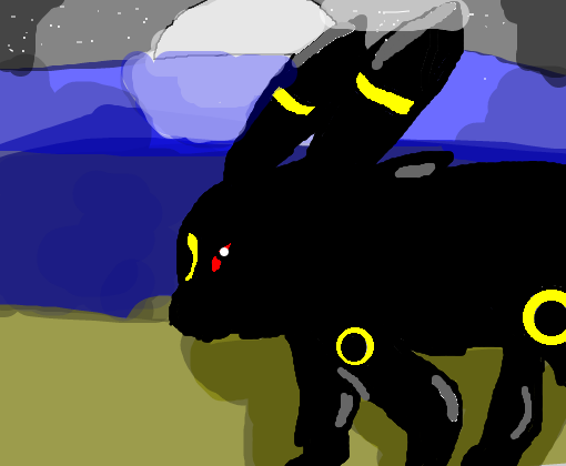 Pokemon-Umbreon