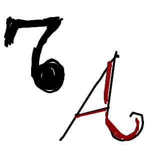 letra e música desenho de saoni gartic