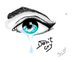 Don't Cry Girl