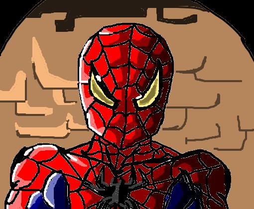 O Quase Espetacular Homem Aranha Desenho De Sem Nome12345 Gartic