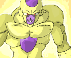 golden freeza