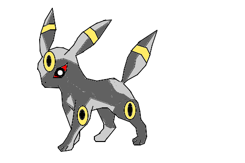 Umbreon P/ luh_forever