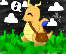 Dragonite P/ Zed_Kun