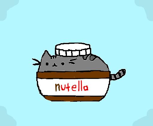 gato nutella - Desenho de silt_ - Gartic