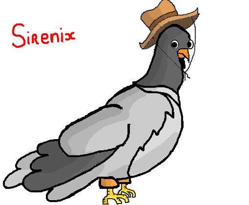 Pombo Gaucho Fds Desenho De Sirenix Gartic