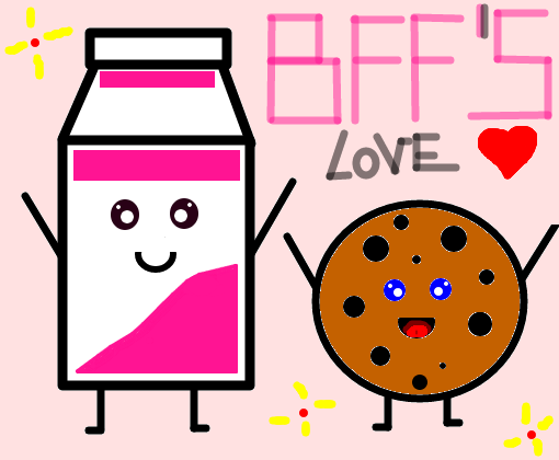 Milk and Cookie <3