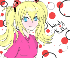 Lady Kitty P/ Concurso Da LadyBug_Miraculous
