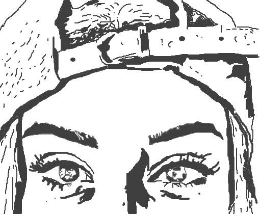 Rostos Desenhos: Desenho De Stylem4k
