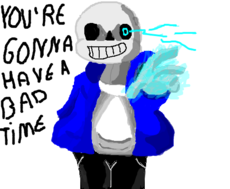 Bad time incoming