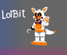 Lolbit (FNaF World)
