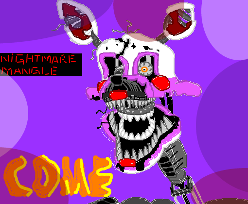 Nightmare Mangle