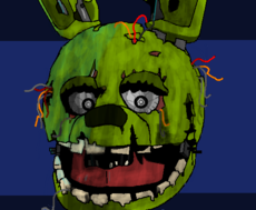 Textura do Springtrap
