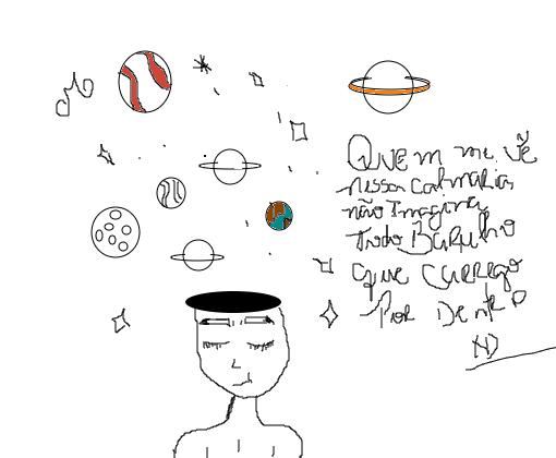 Pensamentos Desenho De Tami2602 Gartic