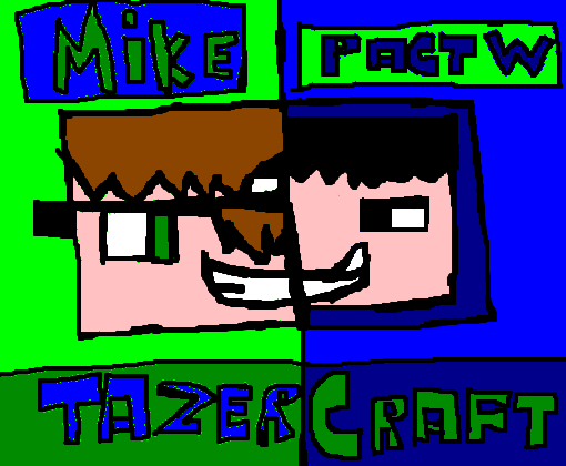 PAC E MIKE (TazerCraft)