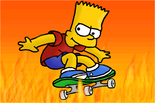 Bart Simpson - _hrs_