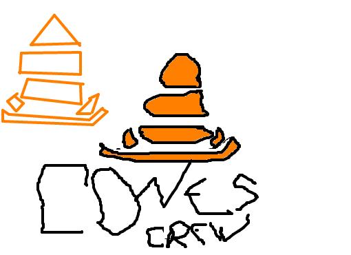 cones crew desenho de thebianchi gartic