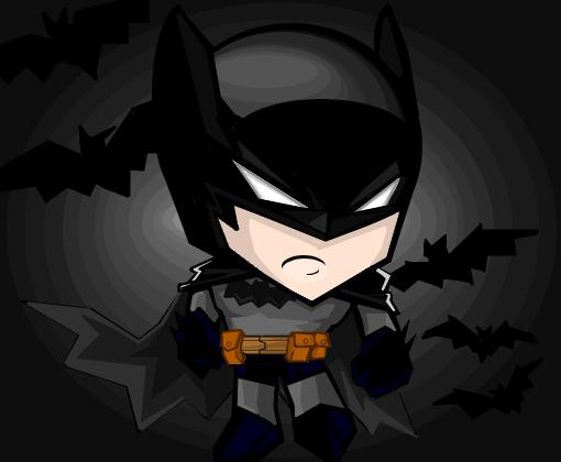 Baby Batman Desenho De Thedarklipe Gartic