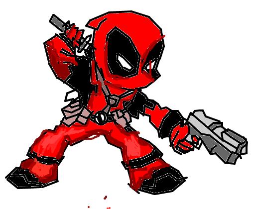 Deadpool Desenho De Topman497 Gartic