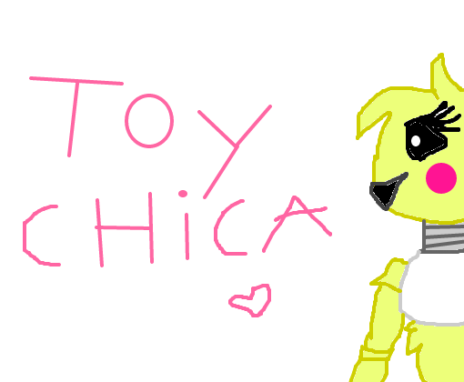 toy chica *-*