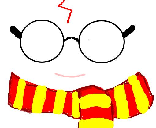 harry potter desenho de uma garota nerd gartic harry potter desenho de