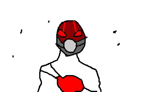 Homen Formiga Desenho