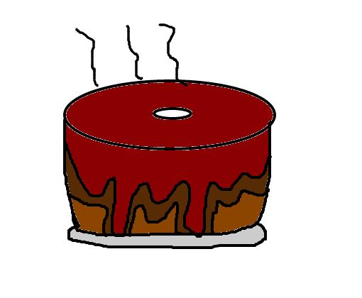 Bolo Desenho De Valguima Gartic