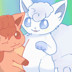 Vulpix Fire/Ice