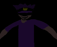 purple guy