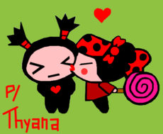 Pucca para Thyana