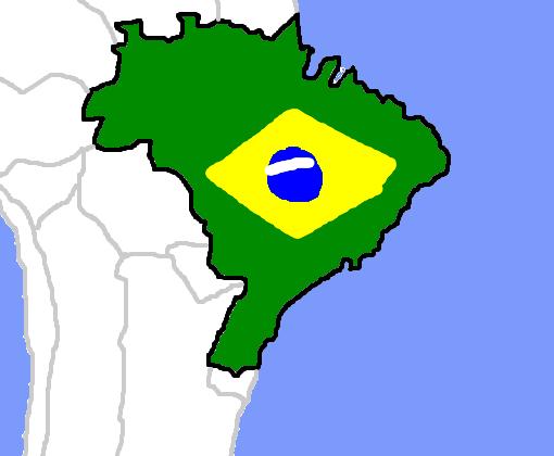 Mapa Do Brasil Desenho De Vinigamebrasil Gartic