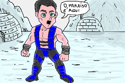 Sub ZerO Desenho De Vitoracio Gartic