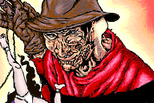 Para Invisible (Freddy Krueger)