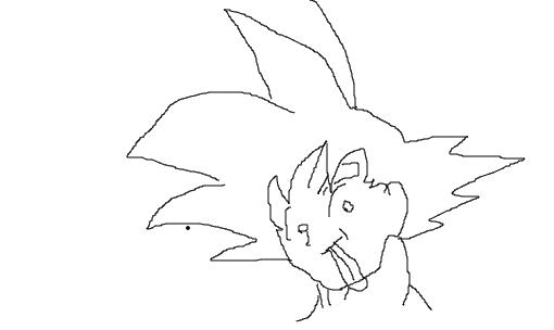 Dragon Ball Z Desenho De Viviu Gartic