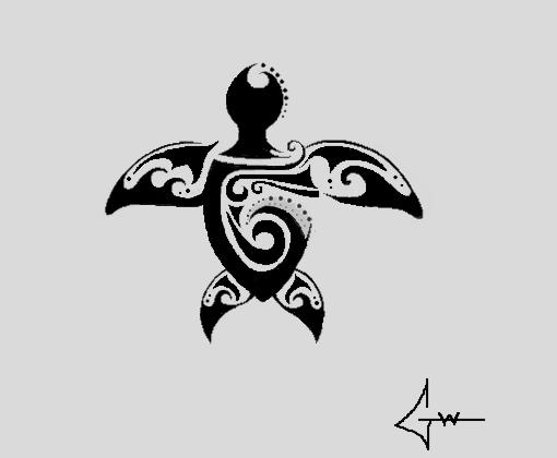 Tribal Preto Desenho De Whalia Gartic