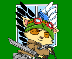 Attack On Teemo