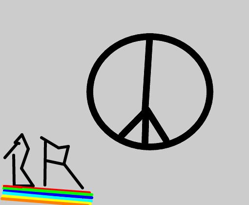 Simbolo Da Paz Desenho De Xxbr Pr0xx Gartic