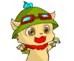 Teemo Is Chibi