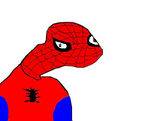 Homem Aranha Perfeito Desenho De Ythetheu Gartic