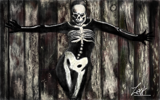The Gray Chapter - Desenho de zeck_rsf - Gartic