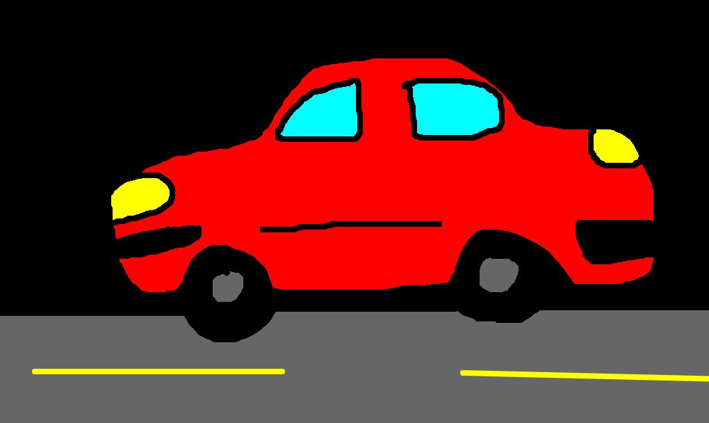 Carro Desenho De Znation Gartic