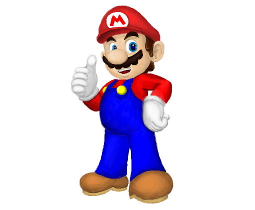 Super Mario Desenho De Zueira Gartic